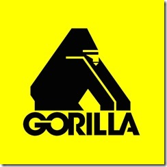 Gorilla-logo---yellow-background-Square