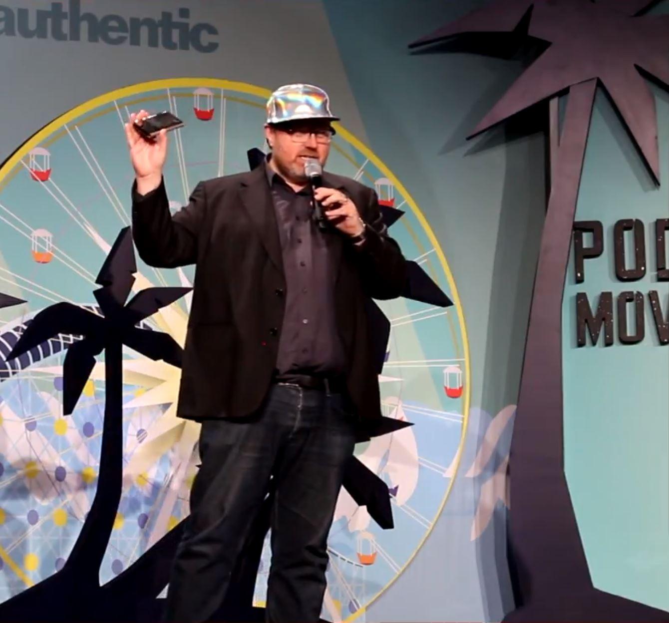 Keynote Speaker - Paul Spain - Auckland, NZ